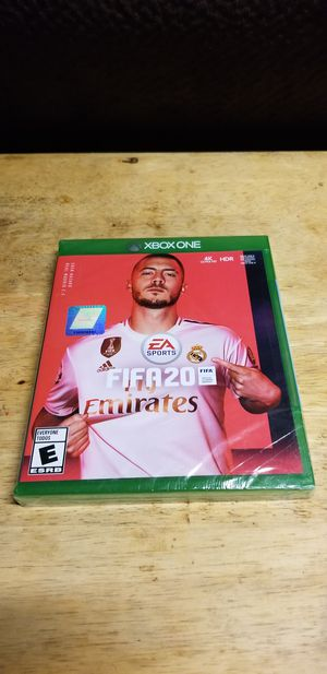 FIFA 20 Xbox One Brand New for Sale in Pomona, CA