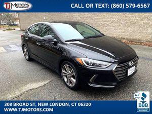 2017 Hyundai Elantra for Sale in New London, CT