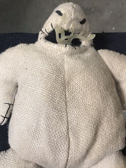 Oogie. Boogie plush nightmare before Christmas for Sale in Irvine,  CA