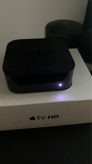 Apple HD TV for Sale in Tampa, FL