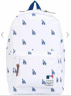 LA Dodgers White Cordura Backpack From Herschel Supply Co. for Sale in Arlington, VA