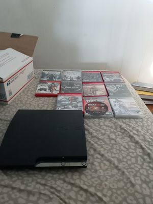 PS3 used still works for Sale in Oceanside, CA