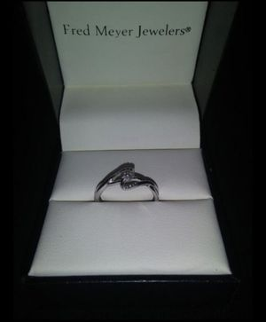 sterling silver promise ring for Sale in Marysville, WA