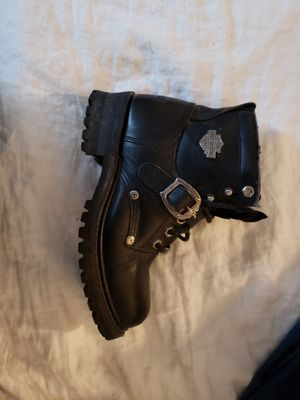 Womens Harley Davidson Motorcycle Boots for Sale in Denver, CO
