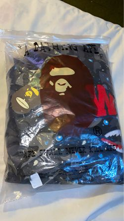 Bape galaxy hoodie (XL) for Sale in Silver Spring,  MD
