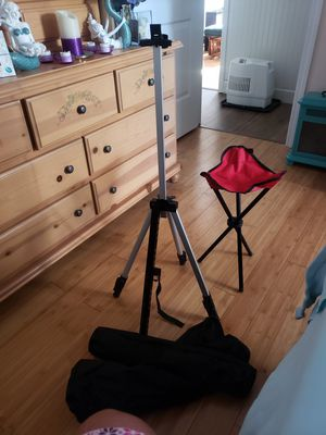 Artist Seat and Easel for Sale in Festus, MO