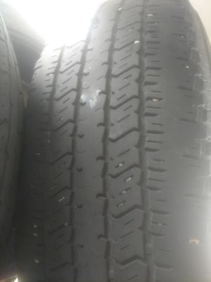 4 used hankook tires 235/75r17 for Sale in Kingsport, TN