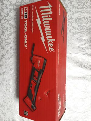Milwaukee M18 Multi-Tool ~NEW~ for Sale in Kent, WA