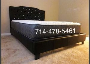 Full Bed & Mattress for Sale in San Diego, CA