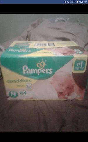 Newborn diapers for Sale in Fitchburg, MA