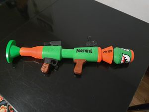 Fortnite nerf gun no bullets rpg for Sale in Brooklyn, NY