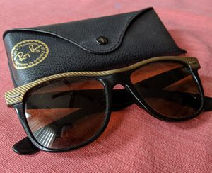 Authentic Ray-Ban Sunglasses with Case for Sale in Salinas, CA