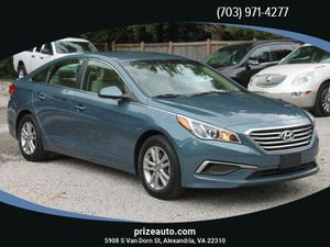 2017 Hyundai Sonata for Sale in Alexandria, VA