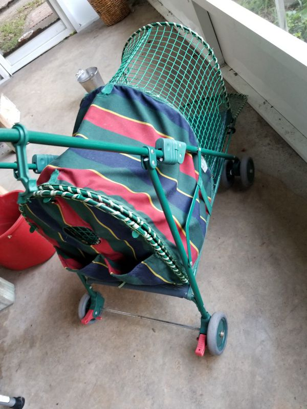 Selling original kittywalk stroller for small dogs or cats. Has one area of netting needed repaired .. everything else is great. $80 OBO