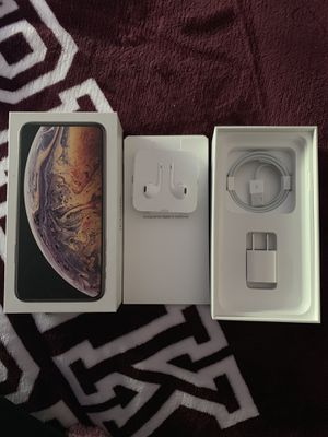 iPhone XS Max for Sale in Watertown, CT