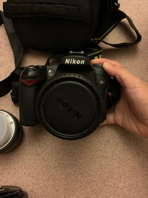 Nikon D90 with DX Lenses for Sale in Pomona, CA