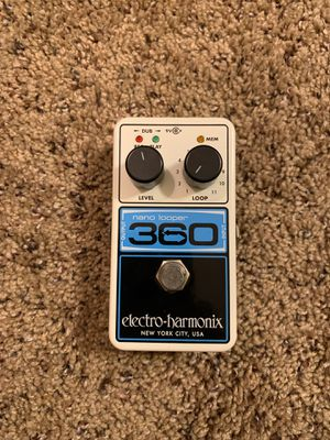 Electro-harmonix guitar pedal for Sale in San Diego, CA