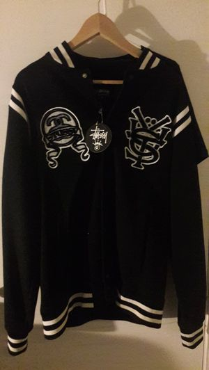 Stussy Varsity Jacket for Sale in Fairfax, VA