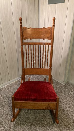 Antique Rocking Chair for Sale in Herndon, VA