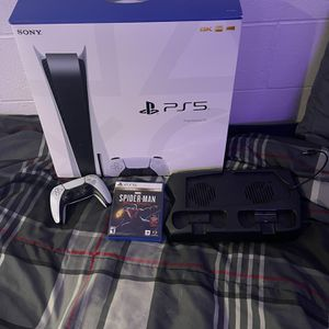 ps5 disc version for Sale in Bethany, OK