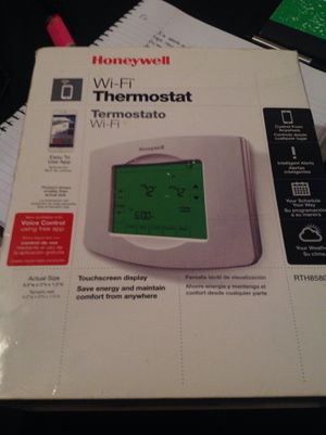 Honeywell Wifi Thermostat Brand New for Sale in Austin, TX