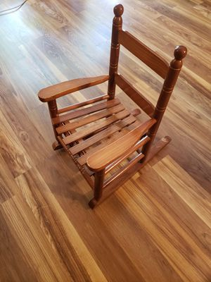 Child's rocking chair for Sale in Madison, WI