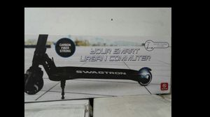 SWAGTRON SWAGER FOLDING ELECTRIC SCOOTER NEW ☆ for Sale in Los Angeles, CA