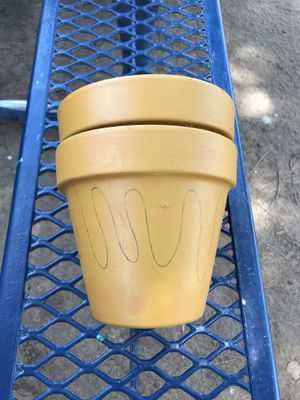 "6"" Flower Pots for Sale in Orange Cove, CA"