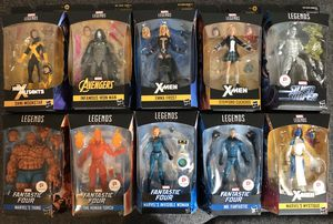 Marvel Legends Walgreens Exclusives Lot for Sale in Norman, OK