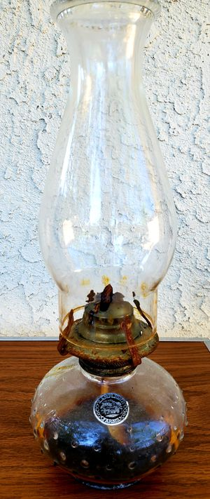 Antique Kerosene Lamp for Sale in Mission Viejo, CA