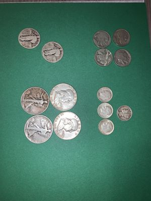 Silver coins for Sale in Modesto, CA