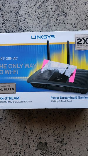 Linksys EA7500 Router for Sale in Henderson, NV