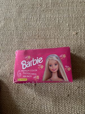 Panini Barbie Trading Cards Sealed Box for Sale in Warrington, PA