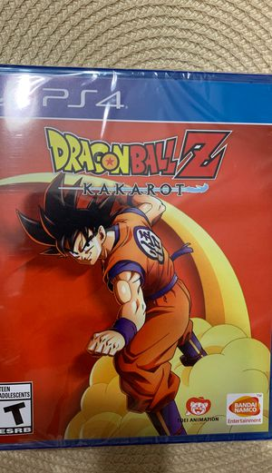 Dragon ball Z Kakarot for Sale in Fairfax, VA