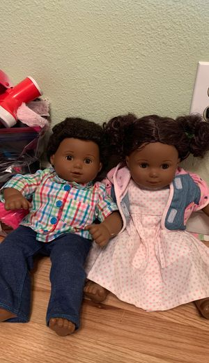 American Girl twins baby dolls for Sale in Gladstone, OR