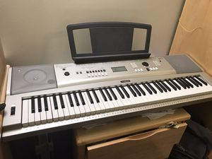 YAMAHA 76-key keyboard for Sale in Cambridge, MA