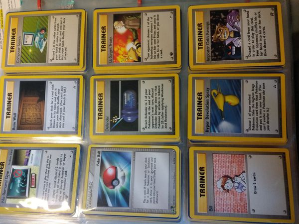 POKEMON CARDS ASSORTED NO REPEATS SET 2