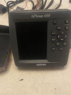GPSMAP 498 Sounder Garmin for Sale in Glen Burnie,  MD