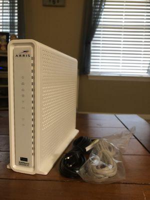 ARRIS Surfboard SBG6900-AC Docsis 3.0 16x4 Cable Modem/Wi-Fi AC1900 Router 4 Gigabit Ethernet Ports Download for Sale in Elizabethtown, PA