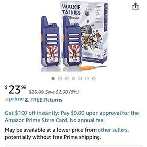 Walkie Talkies for Sale in Sterling Heights, MI