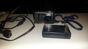 Sony cybershot touchscreen camera for Sale in Dallas, TX