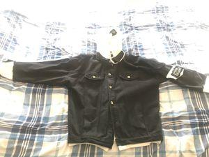 Jean Jacket hoodie for Sale in Fairburn, GA