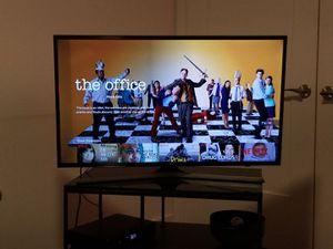 "Samsung 43"" flat screen smart tv for Sale in Washington, DC"