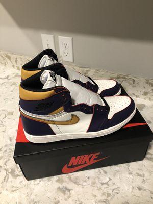 """Nike SB Air Jordan 1 Retro """"LA to Chicago"""" size 11.5 for Sale in Tacoma, WA"""