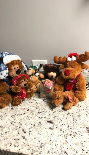 Stuffed animals for Sale in Sunrise, FL