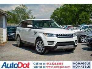 2014 Land Rover Range Rover Sport for Sale in Sykesville, MD