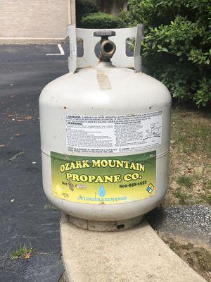 Empty Propane Tank 15lb $10 for Sale in Atlanta, GA
