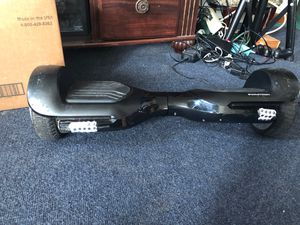 Swag torn hover board with Bluetooth speaker for Sale in Silver Lake, OH