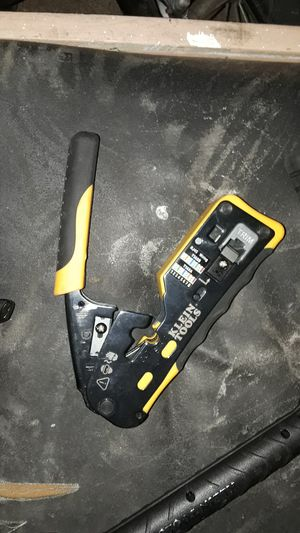 Klein coax tool for Sale in San Diego, CA