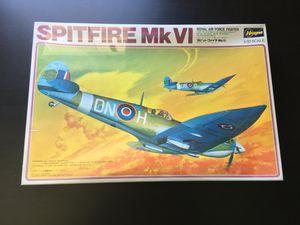 Hasegawa Spitfire MK VI 1:32 Model Kit for Sale for sale  San Jose, CA